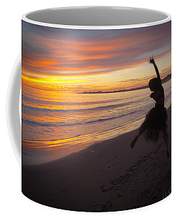 Seaside Dancer Coffee Mug