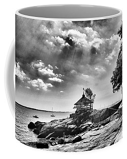 Seaside Gazebo Coffee Mug