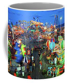 Seaside Heights Casino Pier Coffee Mug