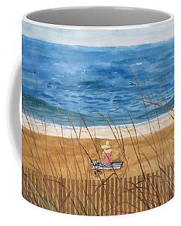 Seaside In Massachusetts Coffee Mug