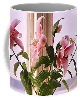 Seaside Lilies Coffee Mug