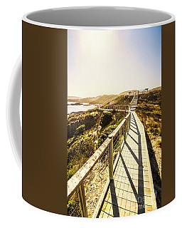 Seaside Perspective Coffee Mug