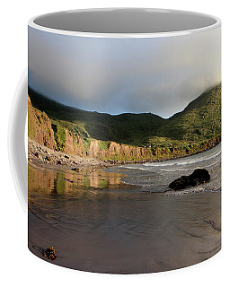 Seaside Reflections, County Kerry, Ireland Coffee Mug