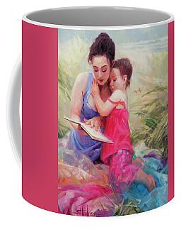 Seaside Story Coffee Mug
