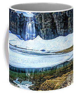 Coffee Mug featuring the photograph Seasonal Worker by Dmytro Korol