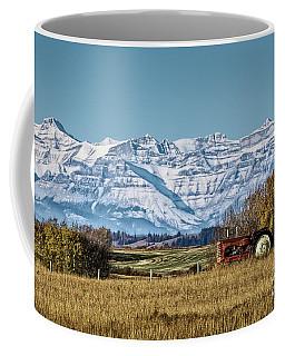 Season's End Coffee Mug