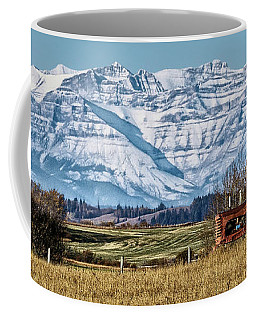 Season's End Coffee Mug