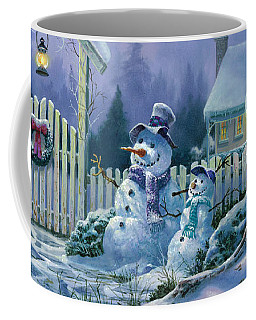 Season's Greeters Coffee Mug