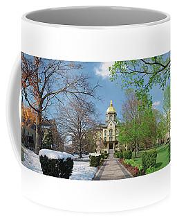 Seasons Of Gold Coffee Mug