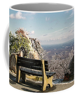 Seat With A View Coffee Mug by Nicki McManus