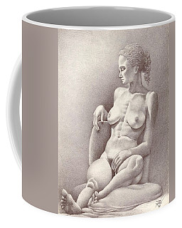 Seated Figure No. 6 Coffee Mug