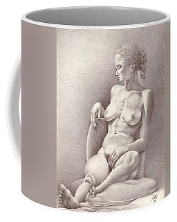 Seated Figure No. 6 Coffee Mug