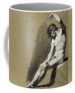 Seated Nude Coffee Mug