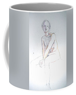 Seated Study 2 Coffee Mug