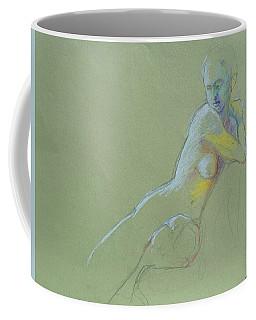 Seated Study Coffee Mug