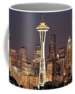 Seattle Full Moon Coffee Mug