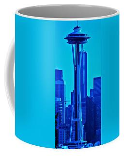 Seattle Blue Coffee Mug