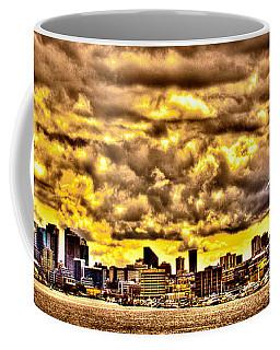 Seattle Cityscape IIi Coffee Mug