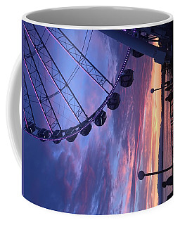 Seattle Ferris Wheel Coffee Mug