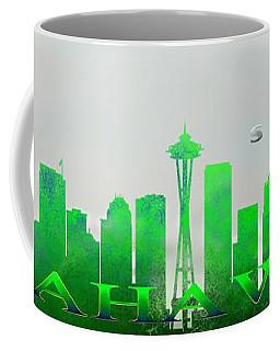 Seattle Greens Coffee Mug
