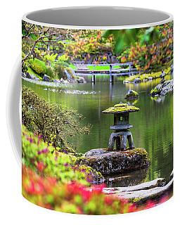 Seattle Japanese Garden Coffee Mug