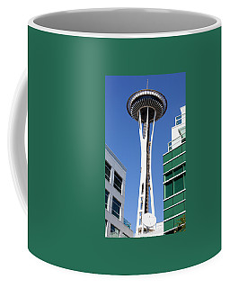 Seattle Needles Coffee Mug