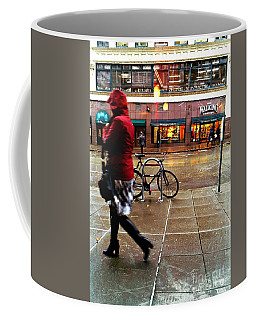 Seattle Rain Coffee Mug