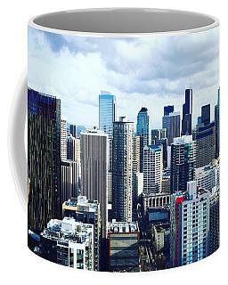 Seattle Sky Coffee Mug
