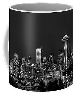 Seattle Skyline Coffee Mug