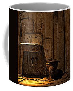 Seattle Underground Bathroom Coffee Mug