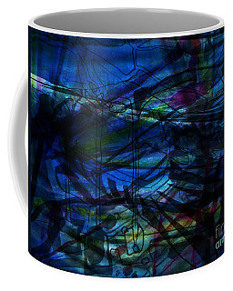 Seaweed And Other Creatures Coffee Mug