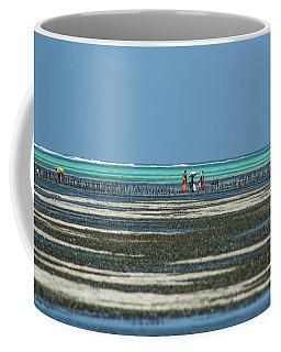 Seaweed Colectors Coffee Mug