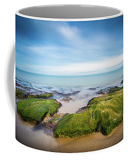 Seaweed Covered. Coffee Mug
