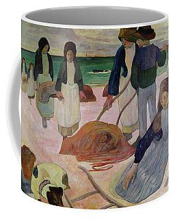 Seaweed Gatherers Coffee Mug