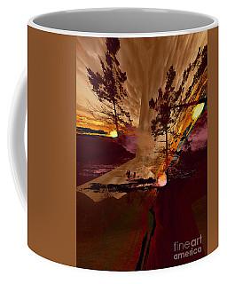 Sechelt Tree 1 Coffee Mug