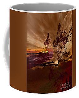 Sechelt Tree 4 Coffee Mug