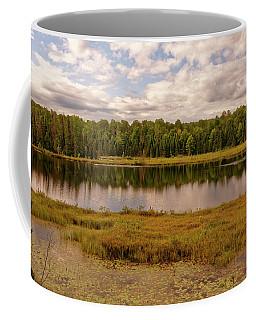Secluded Lake Coffee Mug