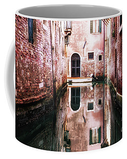Secluded Venice Coffee Mug