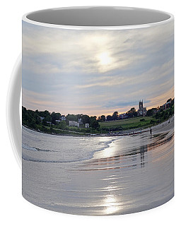 Second Beach Newport Ri Coffee Mug