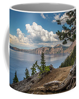 Second Crater View Coffee Mug