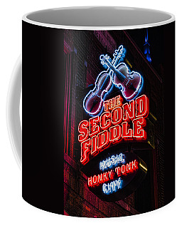Second Fiddle Coffee Mug by Stephen Stookey