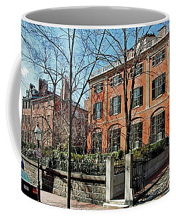 Second Harrison Gray Otis House  Coffee Mug