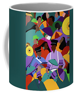 Second Line New Orleans Coffee Mug