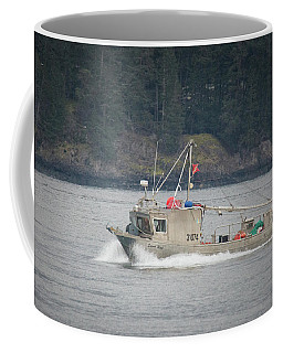 Coffee Mug featuring the photograph Second Wind by Randy Hall