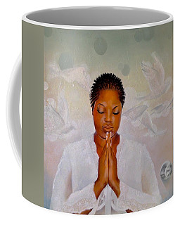 Secret Closet Coffee Mug by Christopher Marion Thomas