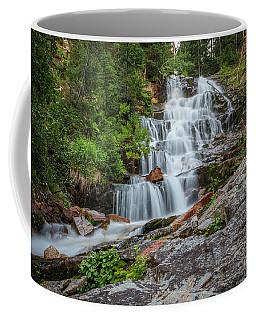 Coffee Mug featuring the photograph Secret Falls by Spencer Baugh
