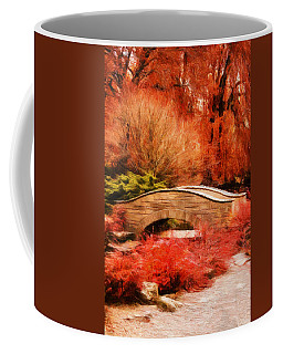 Secret Footbridge Coffee Mug