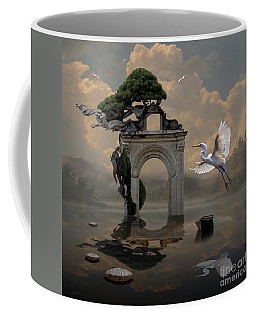 Secret Gate Coffee Mug