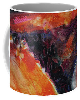 Coffee Mug featuring the painting Secret Hideaway by Kathy Braud