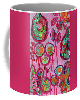 Secret Life Of Flowers Coffee Mug